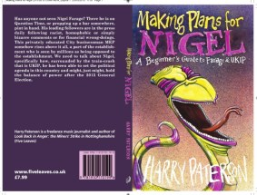 Making Plans for Nigel: a Beginners' Guide to Farage and UKIP
